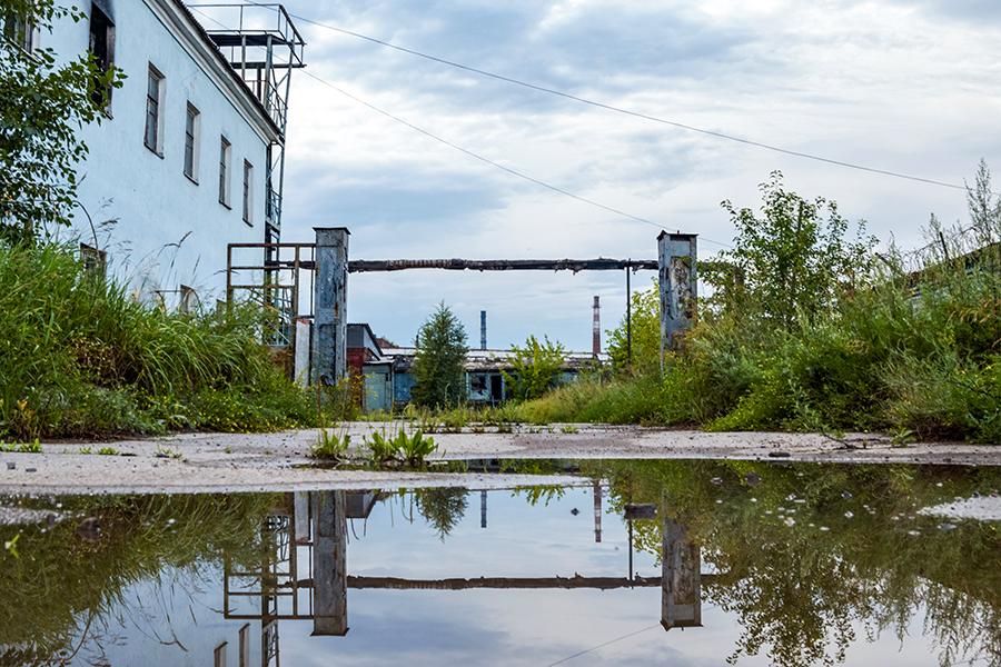 Завод «Усольехимпром»