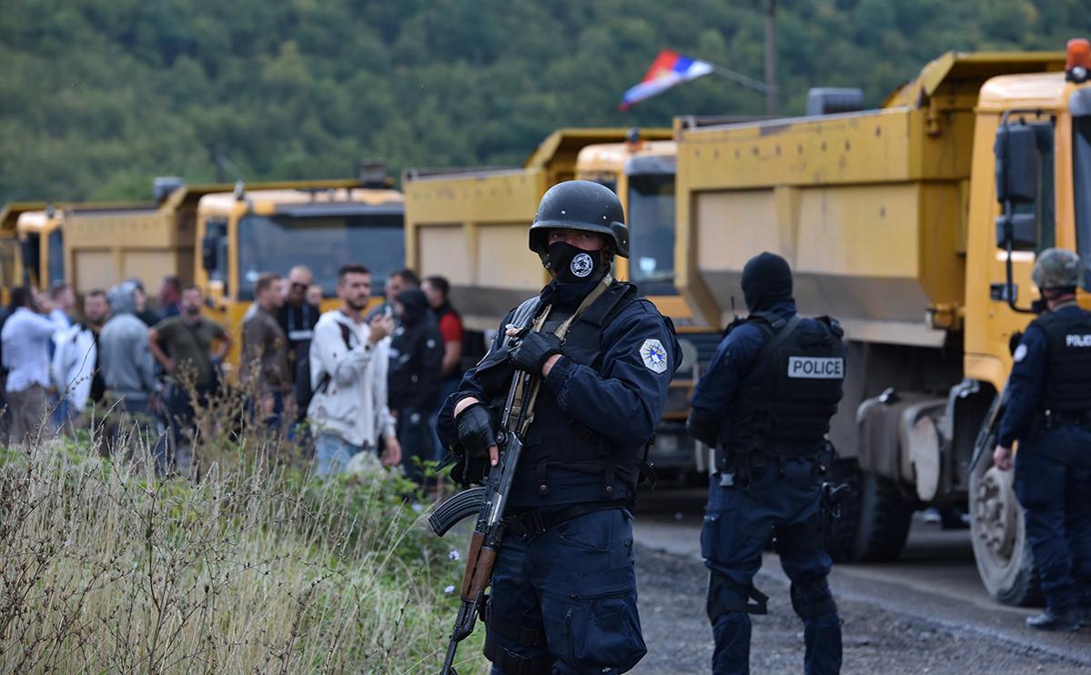 Photo: Laura Hasani / Reuters