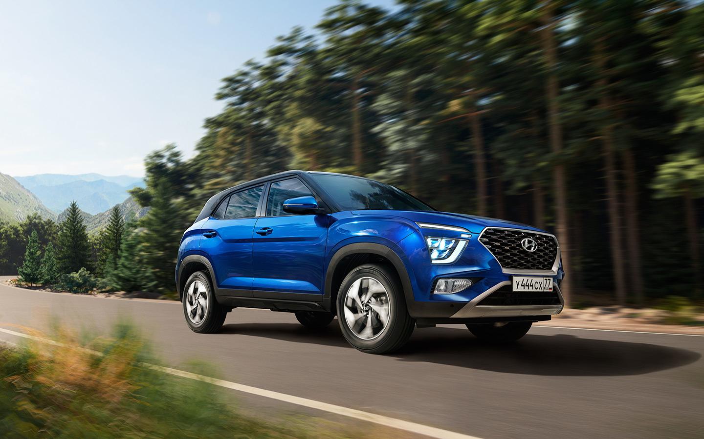 Компания Hyundai назвала цены на модель Creta второго поколения