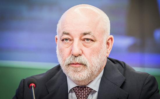 Бизнесмен Виктор Вексельберг