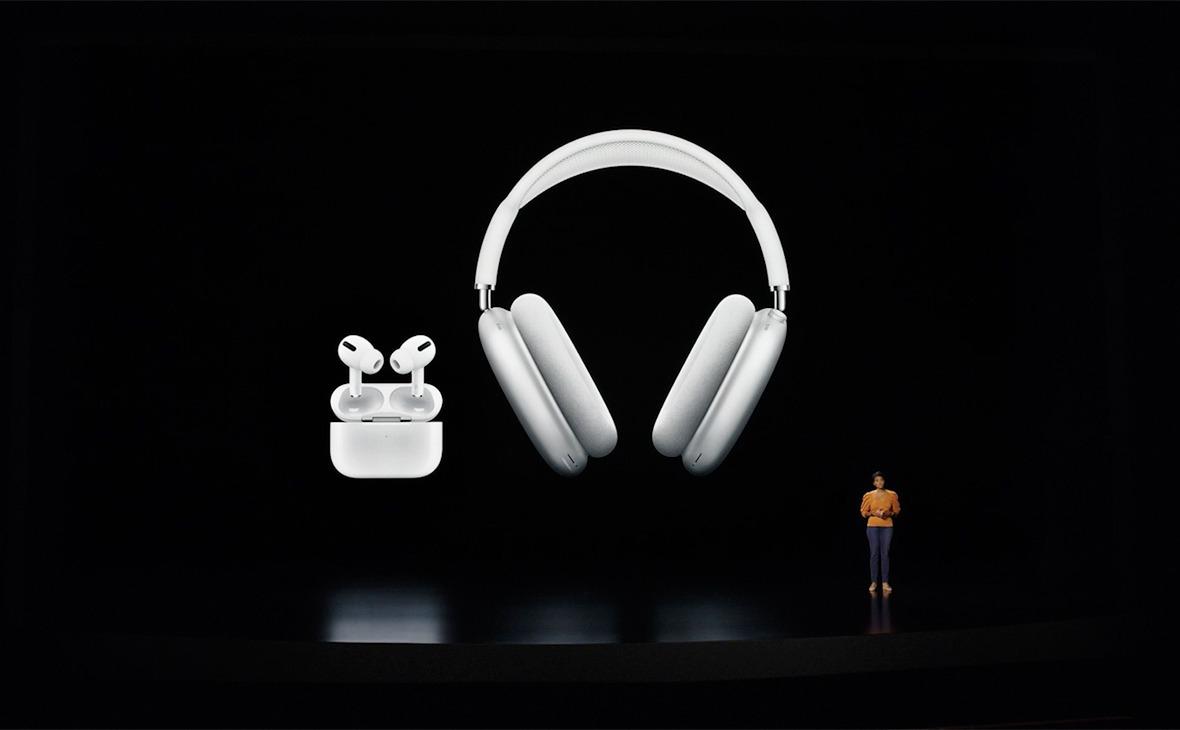 Apple презентовала новые наушники AirPods