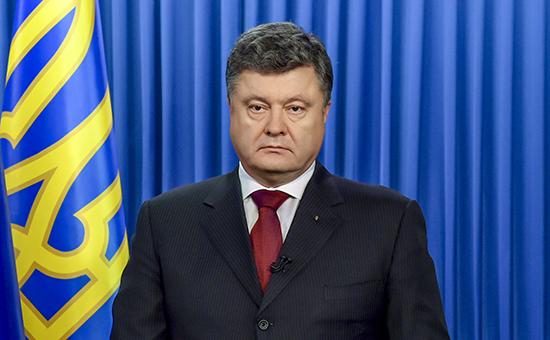 Кремль заявил об отказе Порошенко от мирного предложения Путина