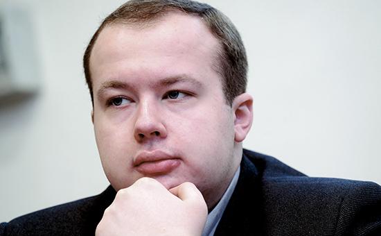 Сотрудник Фонда борьбы с коррупцией Георгий Албуров
