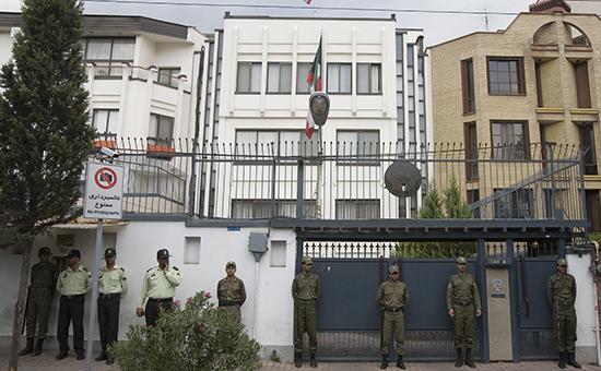 Посольство Кувейта вТегеране