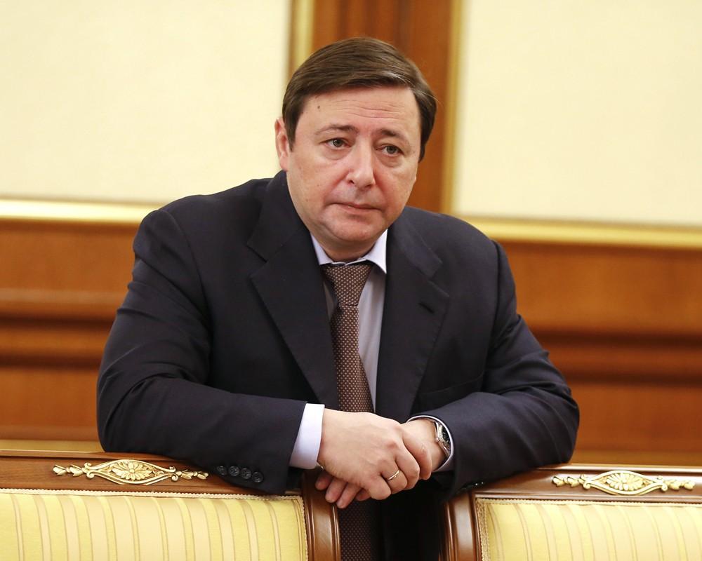 Вице-премьер Александр Хлопонин