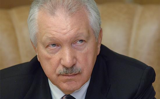 Экс-глава Республики Коми Владимир Торлопов,2007 год