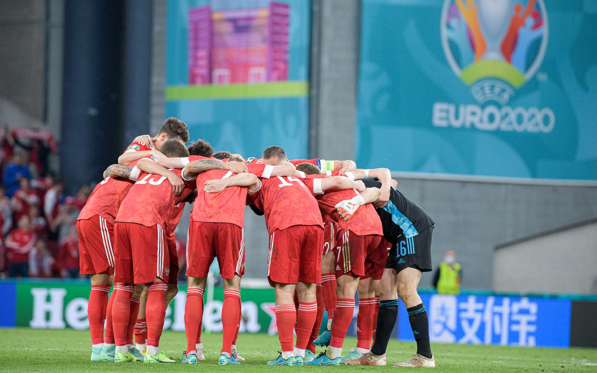 Фото:Игроки сборной России (Global Look Press)