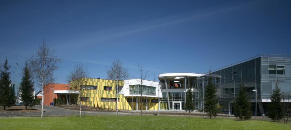 Школа-интернат для детей-сирот в Кожухове