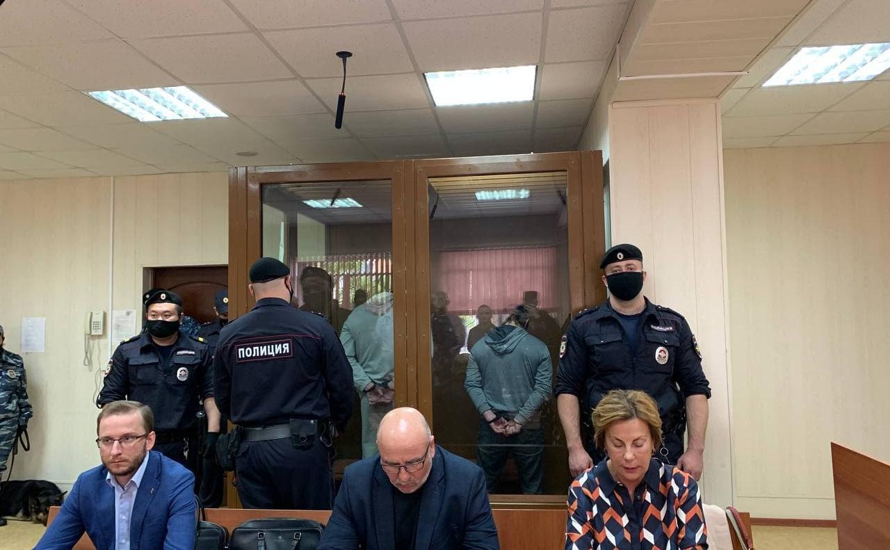 Суд дал до 16 лет колонии фигурантам дела о перестрелке в Москва-Сити