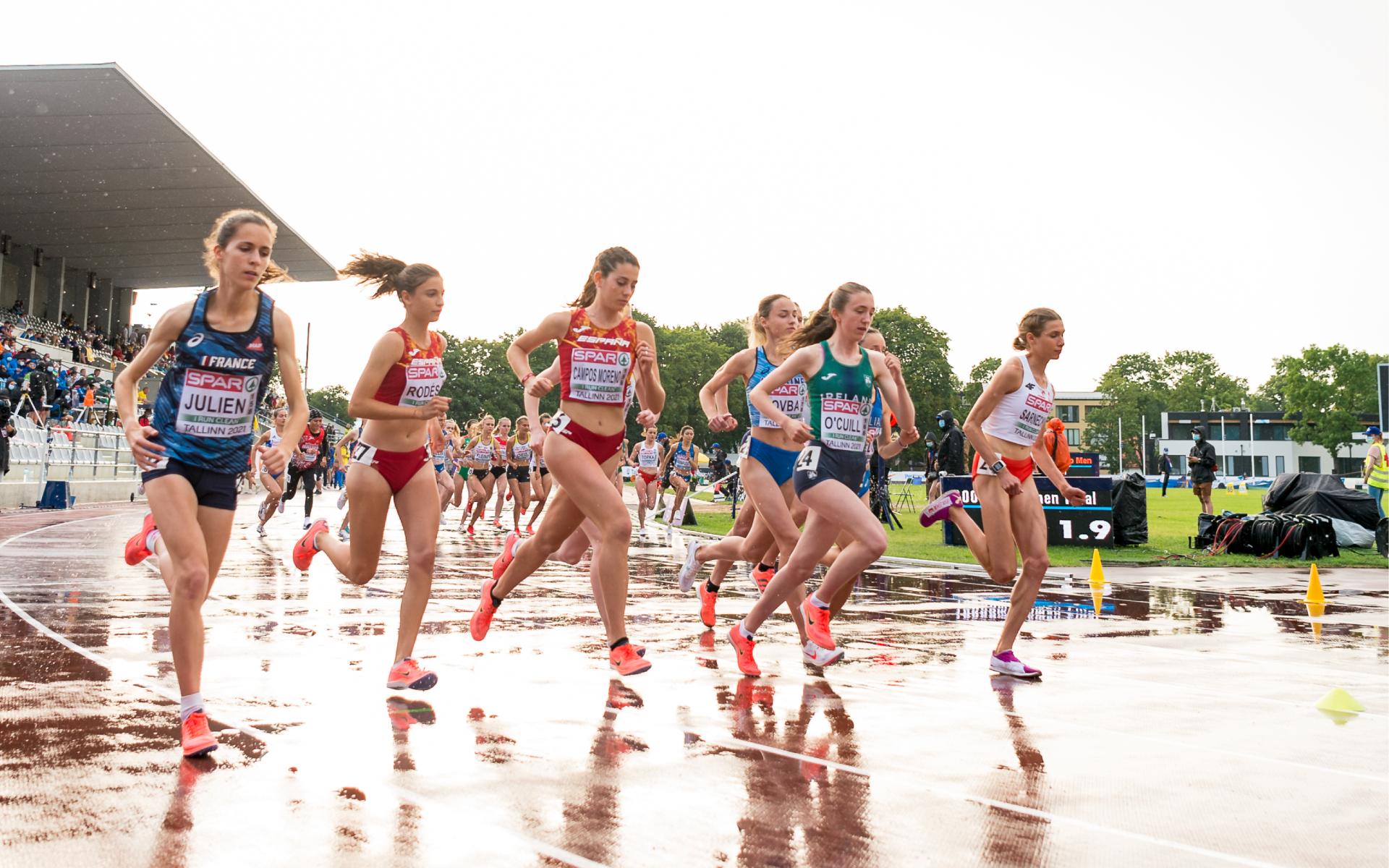 Фото: Jurij Kodrun/Getty Images for European Athletics
