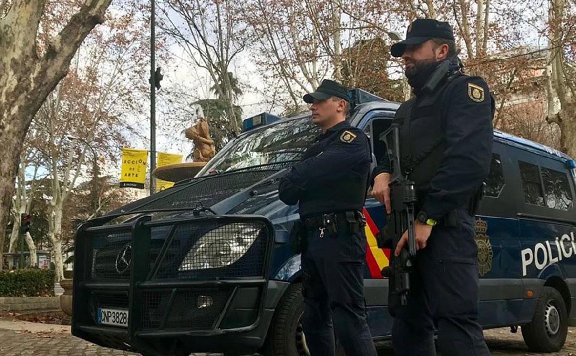 Фото: PoliciaNacional / Facebook