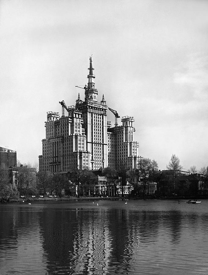 Дом на Кудринской