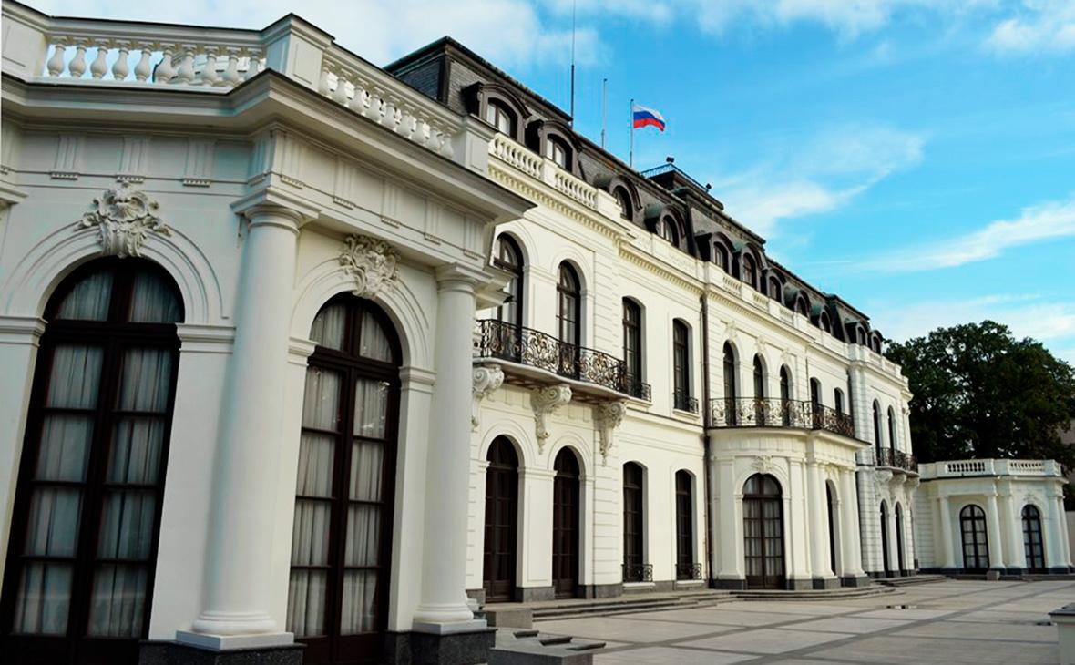 Посольство России в Праге, Чехия