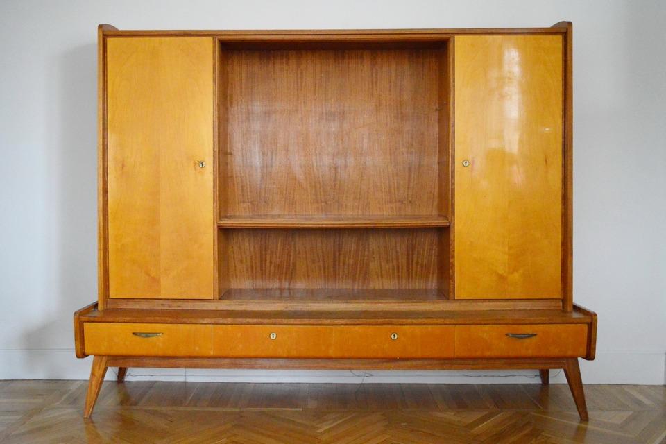 Шкаф, произведенный вГДР