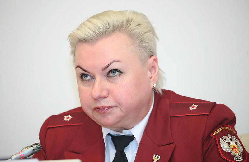 Руководитель Управления Роспотребнадзора по Санкт-Петербургу, главный государственный санитарный врач города Наталия Башкетова