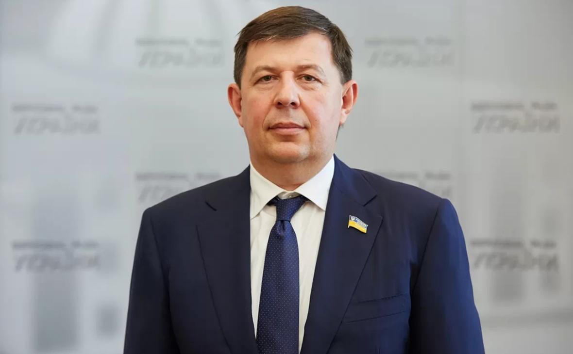 Депутата Верховной Рады Украины Тараса Козака объявили в розыск
