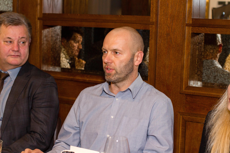 Фото:Михаил Михайлов, генеральный директор ООО «ДС и К» (Международный центр грузоперевозок - Vila Max)