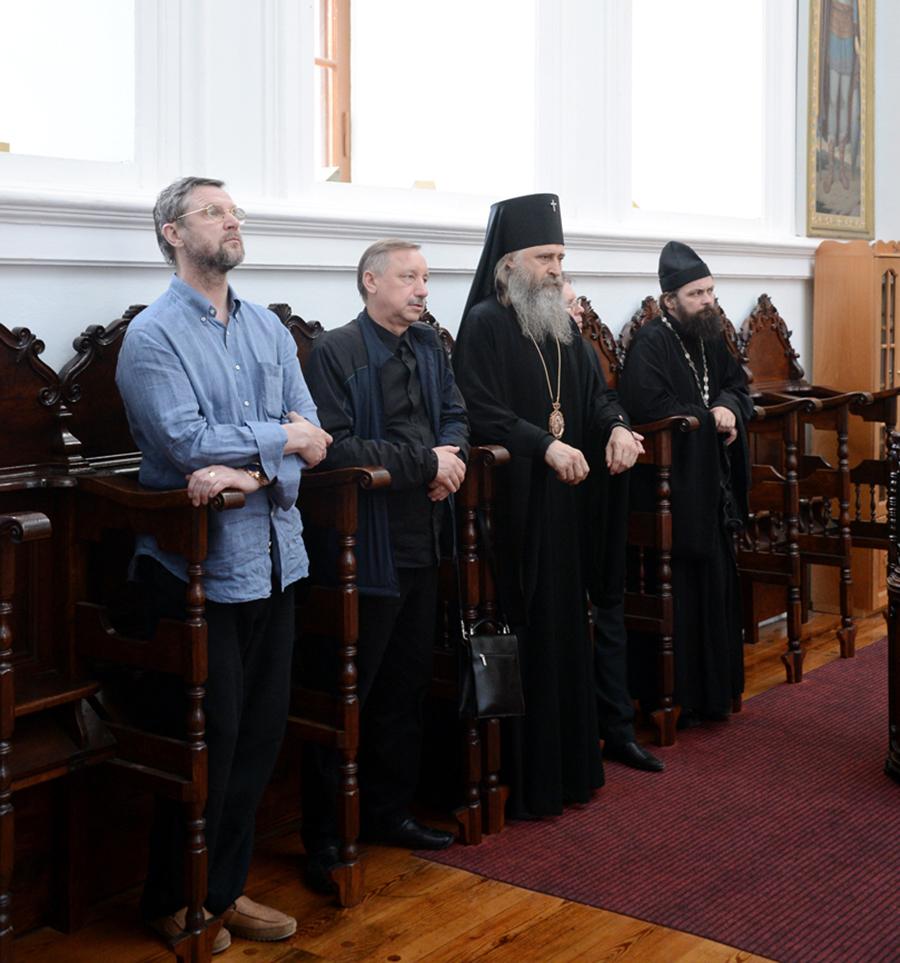 Фото:С. Власов / Пресс-служба Патриарха Московского и всея Руси