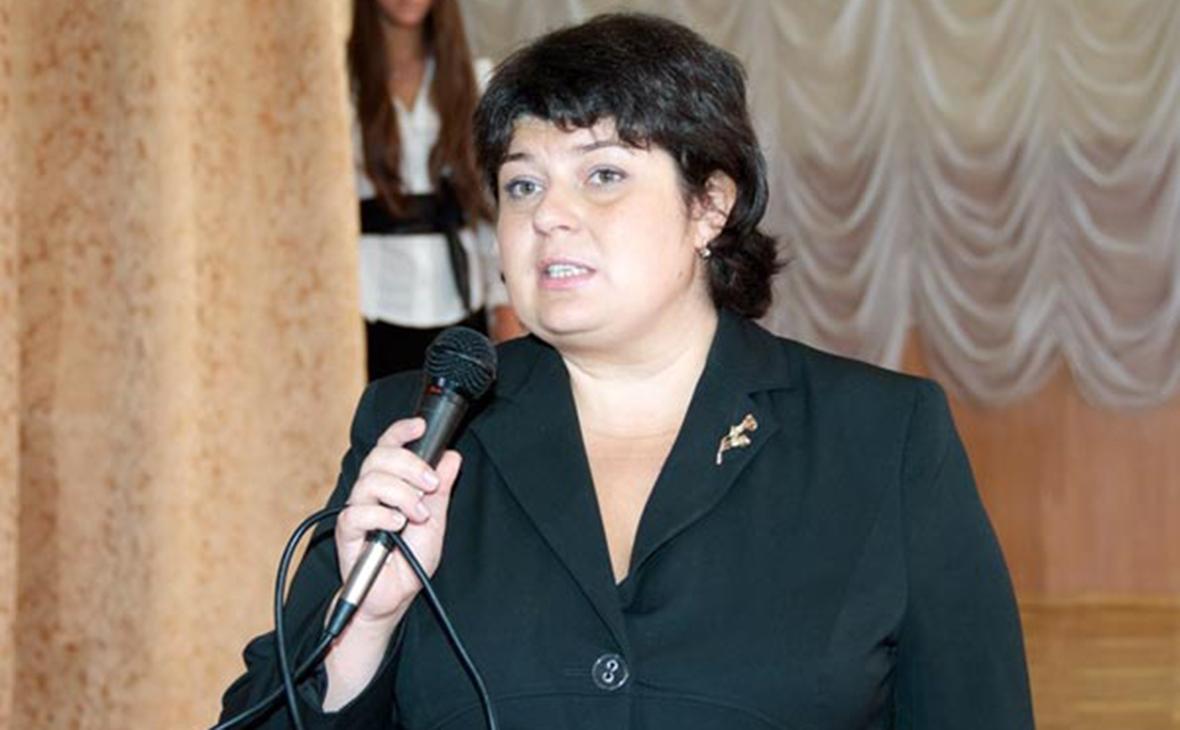 Анна Вахнеева