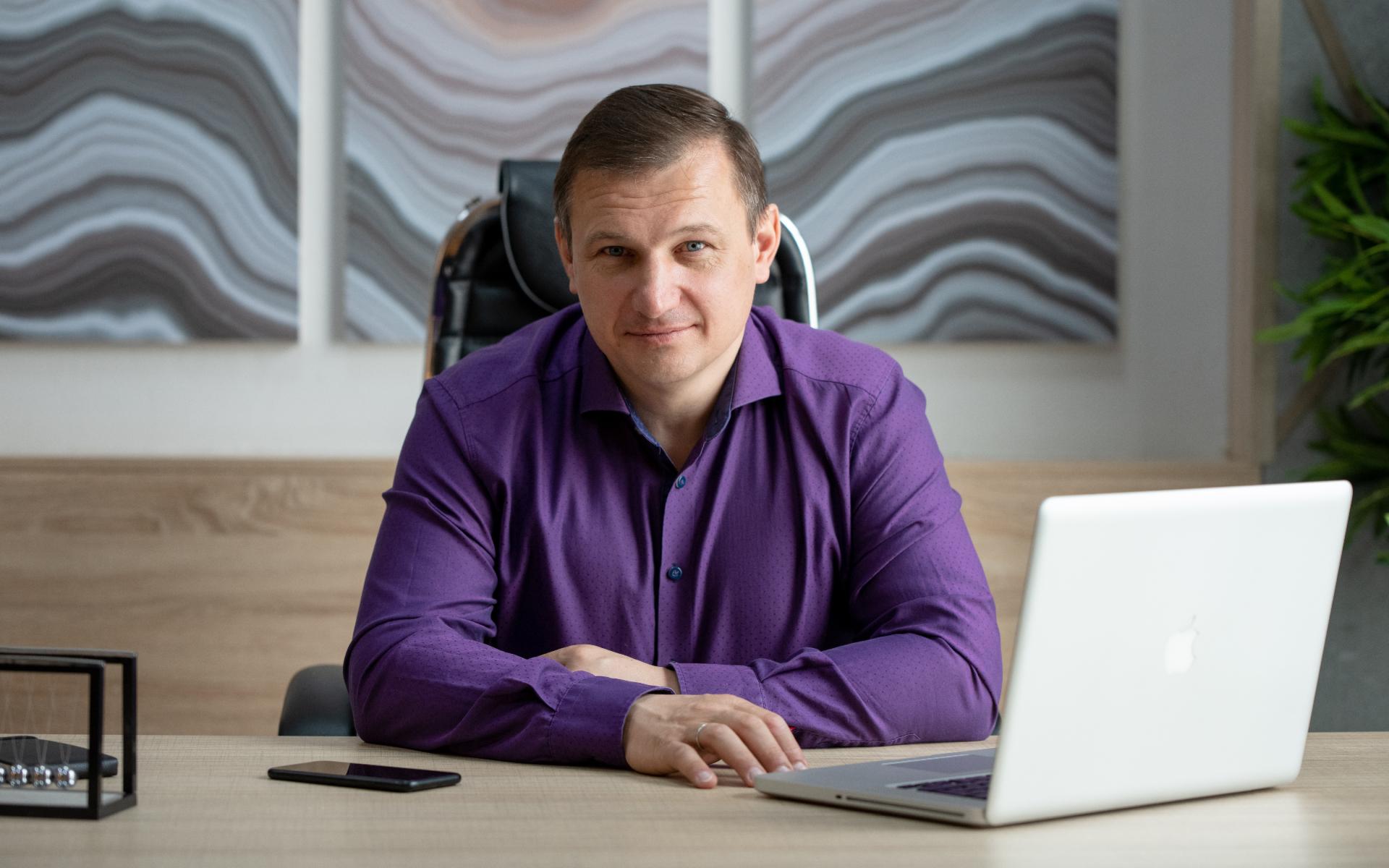 Владислав Копица, генеральный директор и основатель выставки Open Village