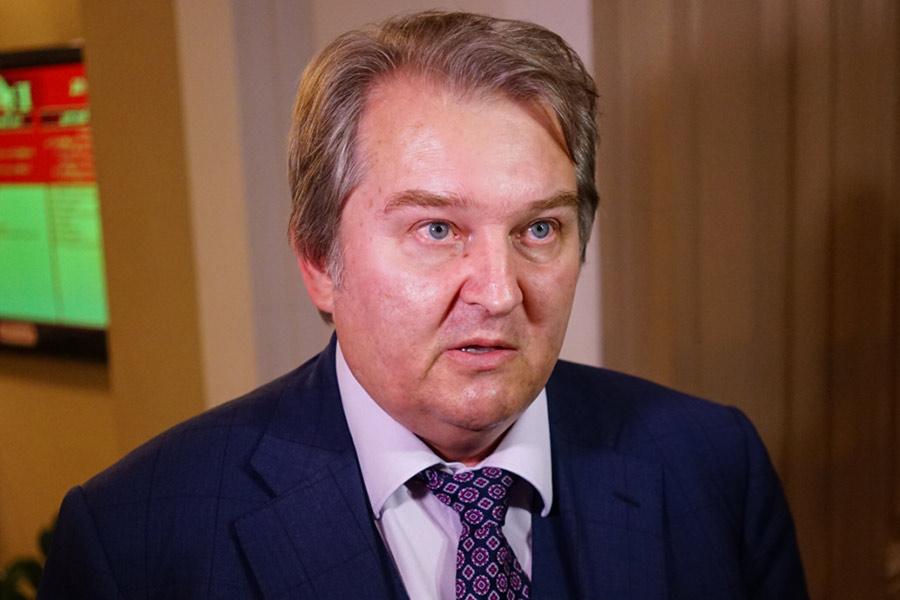 Михаил Емельянов, первый заместитель руководителя фракции партии «Справедливая Россия» в Госдуме