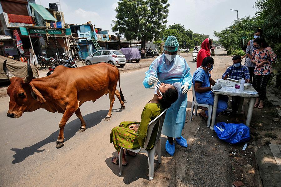 Фото:Amit Dave / Reuters