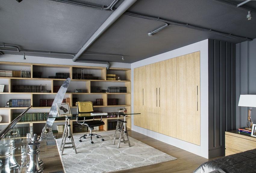 Уникальным преимуществом выбранного для квартиры места является его захватывающий дух вид