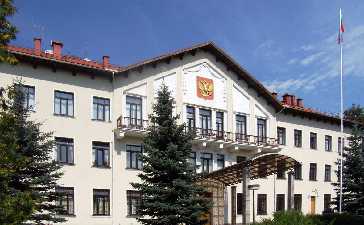 Посольство России в Литве назвало немотивированной высылку дипломатов
