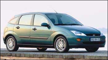 Новый форд фокус в кредит