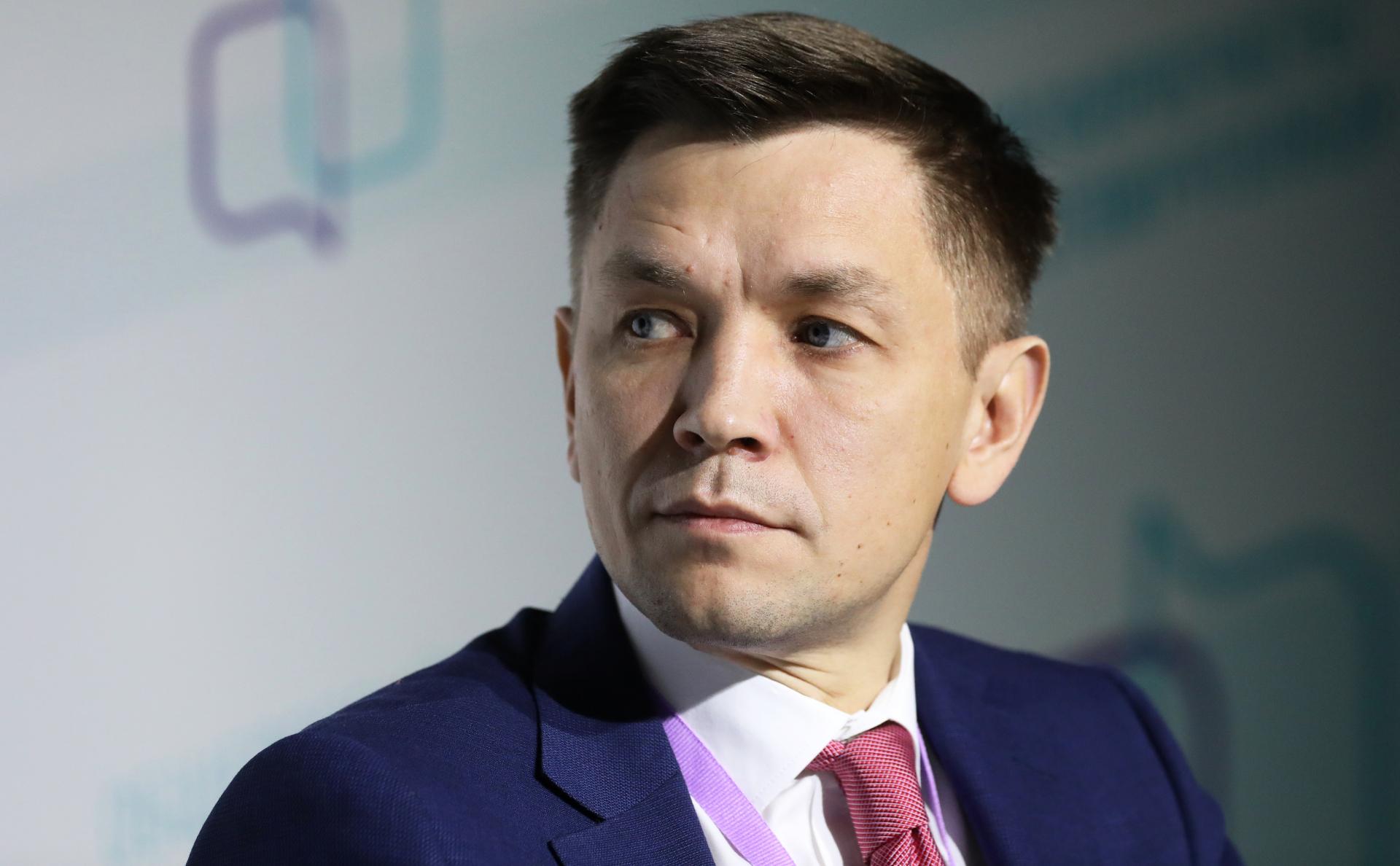 Министр цифрового развития, связи и массовых коммуникаций России Константин Носков