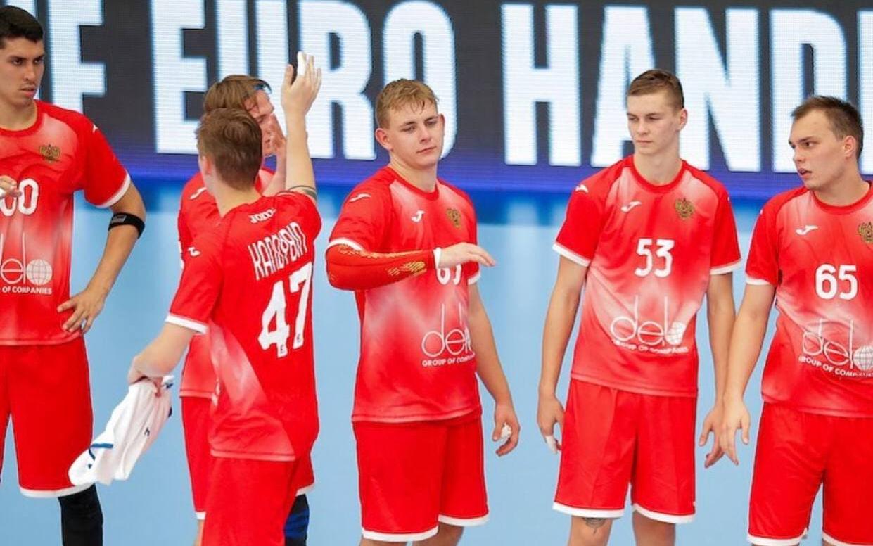 Мужская сборная России по гандболу на молодежном Евро-2021