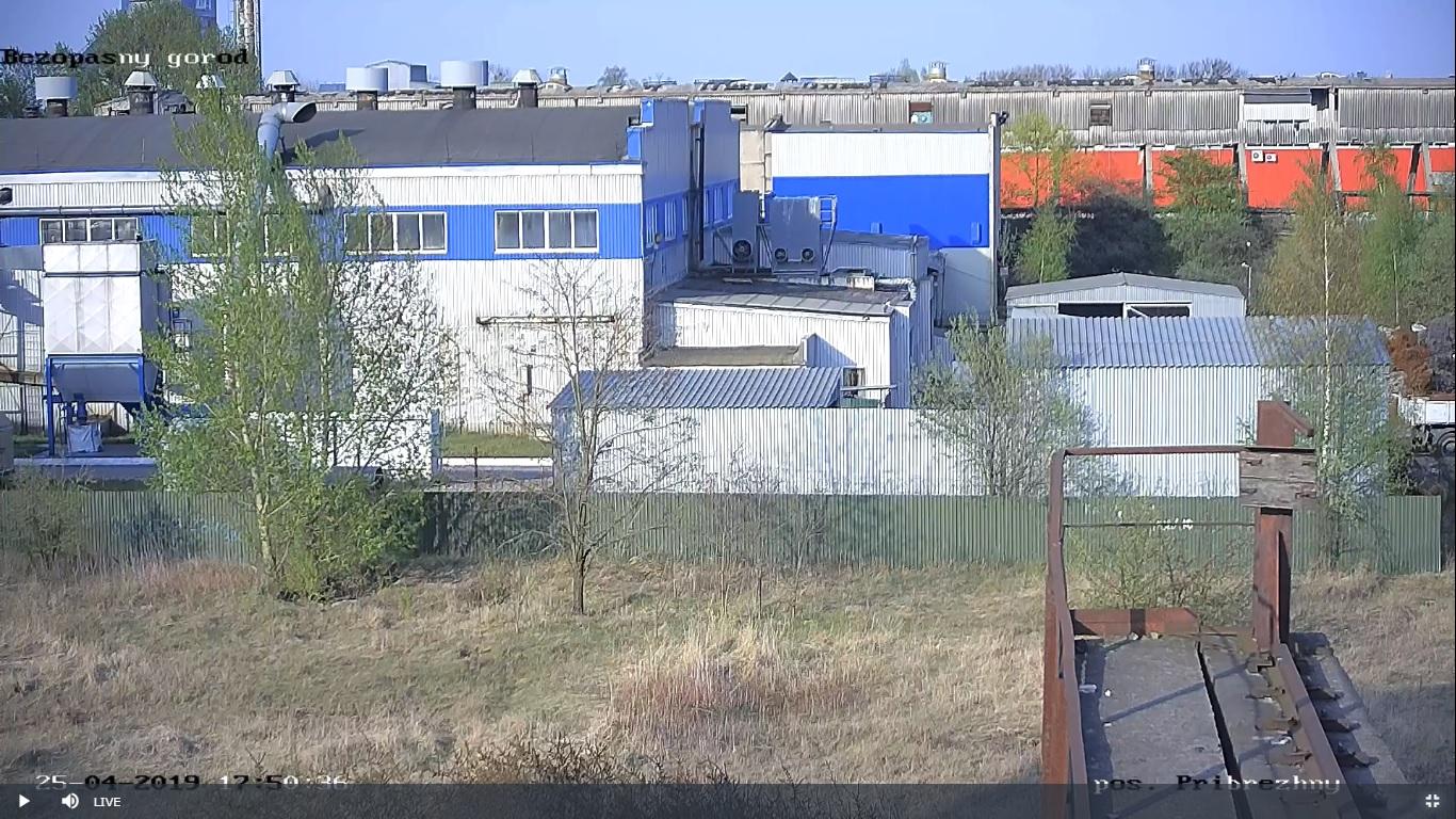 Фото: Скриншот с камер наружного наблюдения