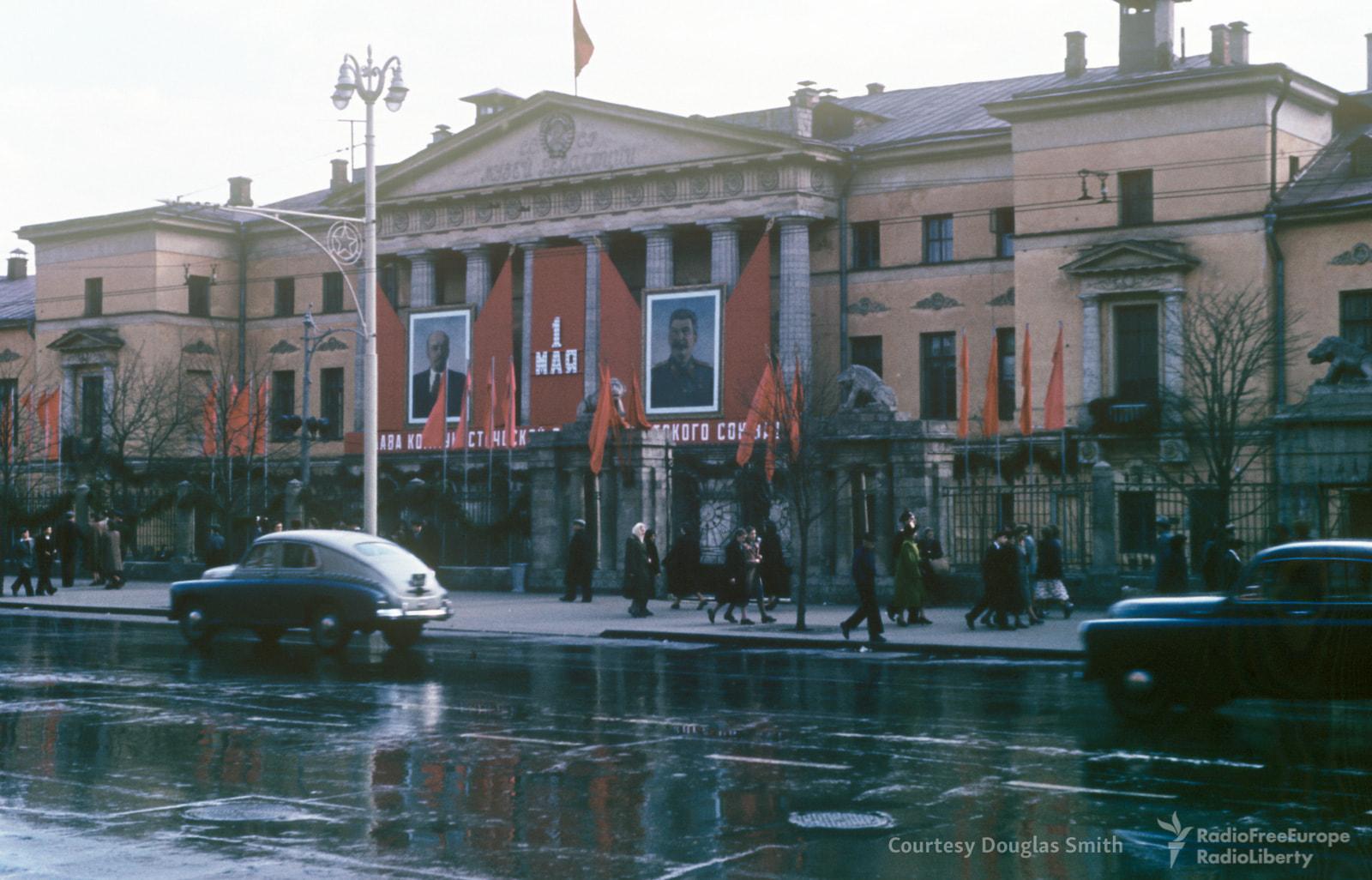 Музей наулице Горького (ныне Тверская)
