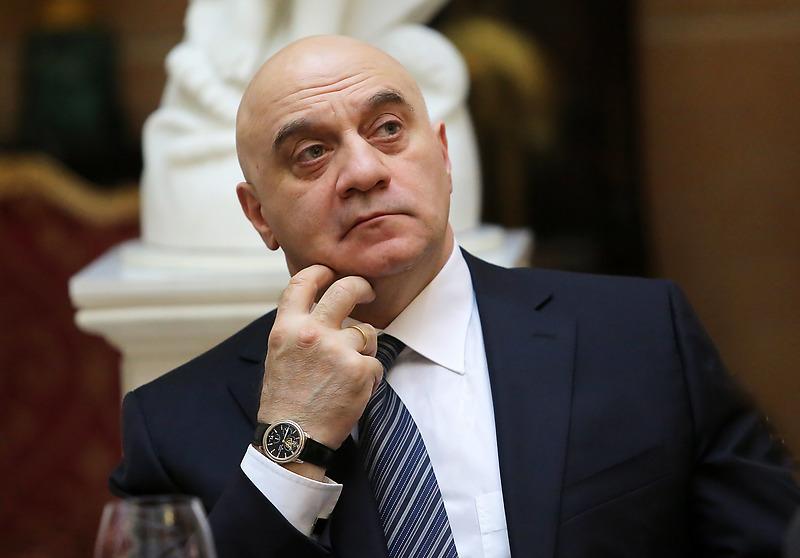 ПредпринимательАлександр Ебралидзе