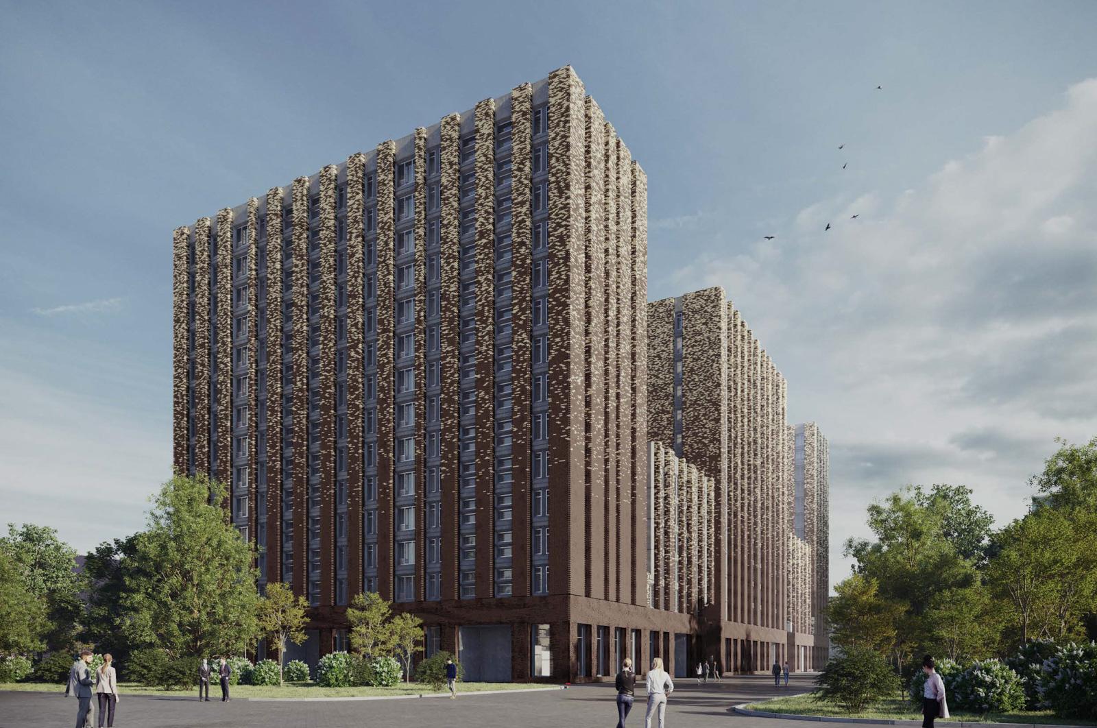 Фото:«Гинзбург и Архитекторы» + ODA + External Referens
