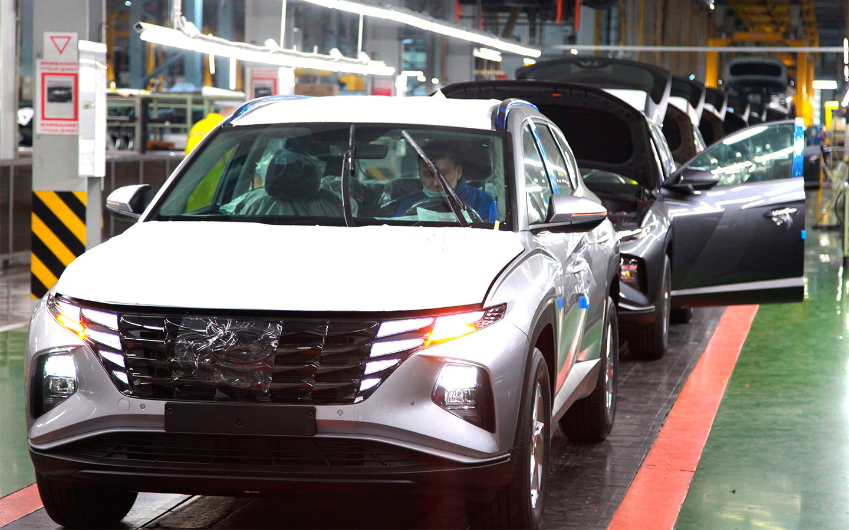 Serial production of the Hyundai Tucson crossover began at the Avtotor Kaliningrad enterprise.