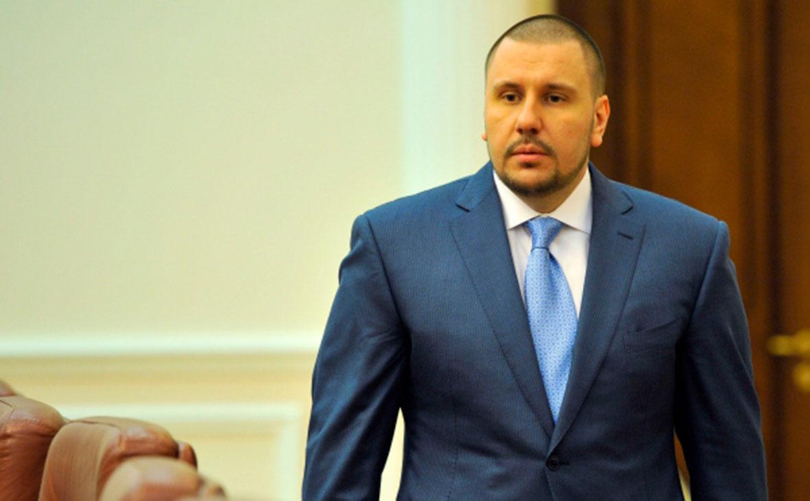 Бывшего украинского министра обвинили в хищении $12 млрд