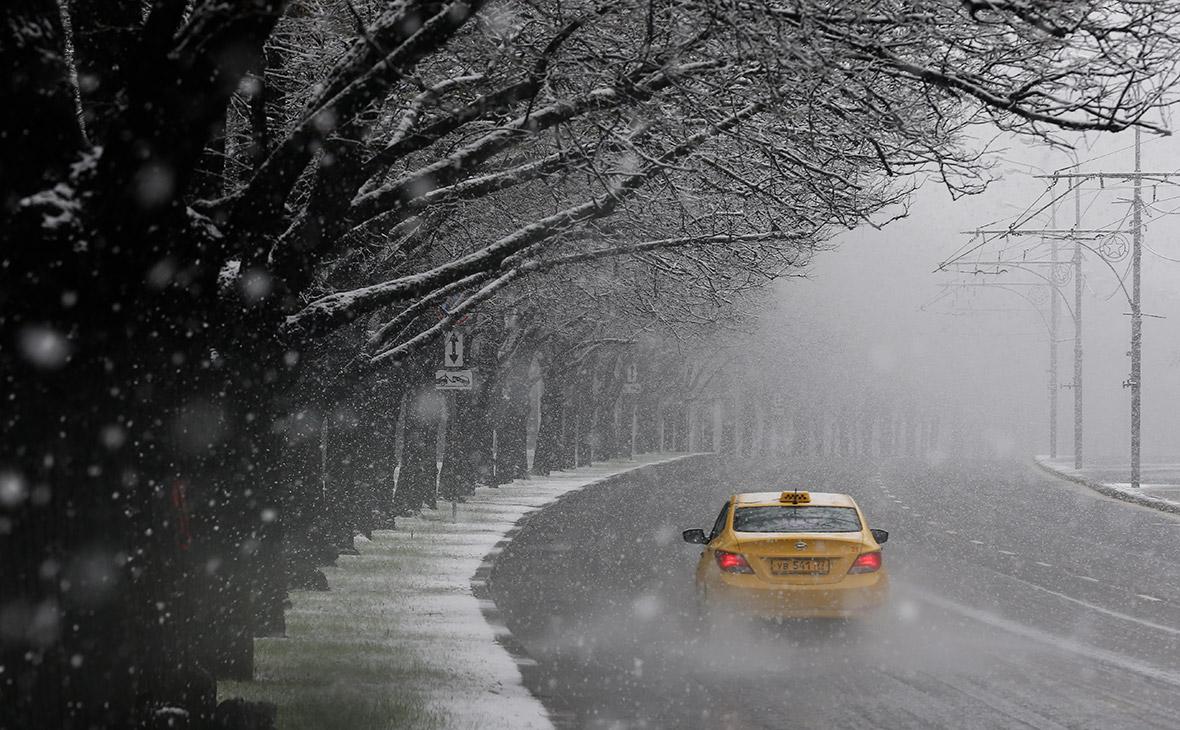 Синоптики назвали дату прихода в Москву снежного сезона