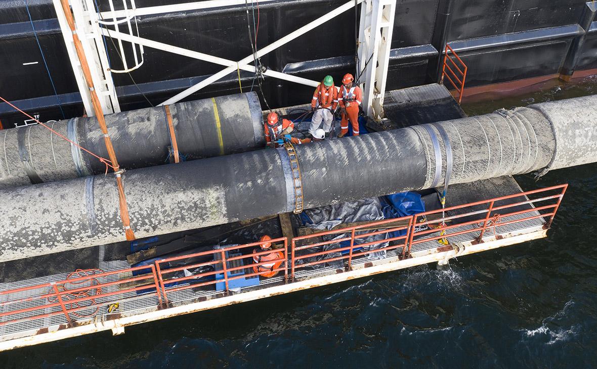 Фото:Aксель Шмидт / Nord Stream 2