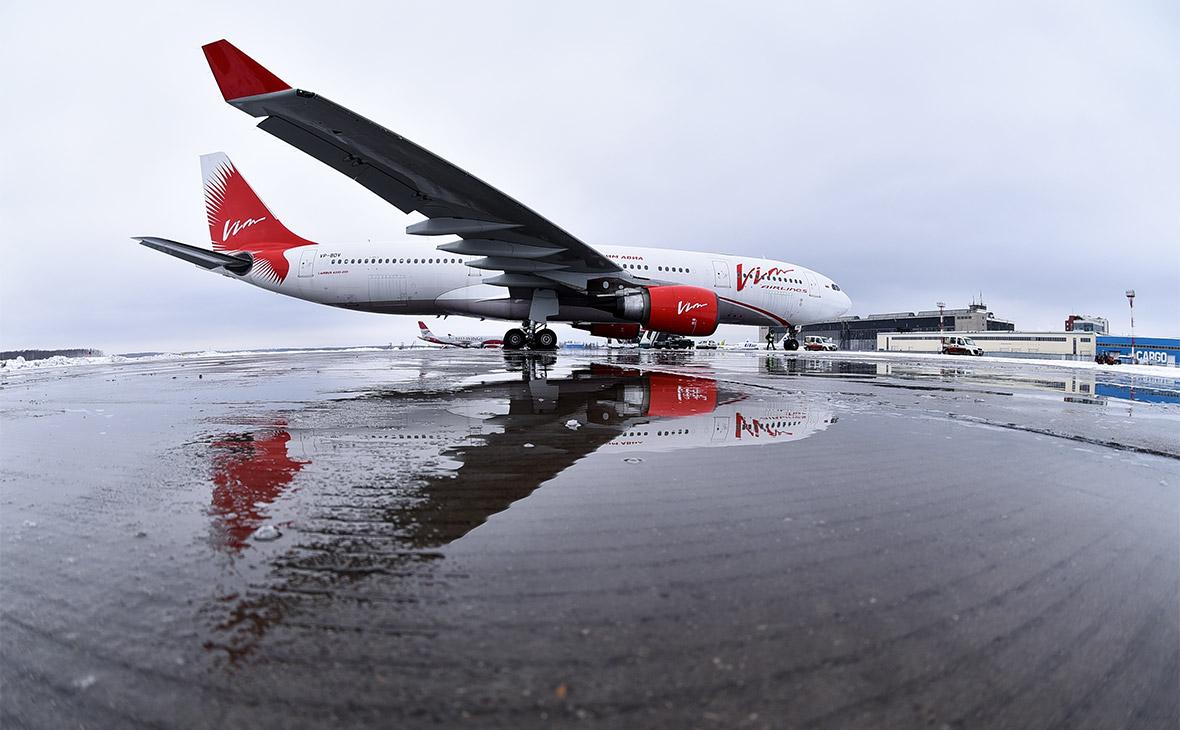 Минтранс разрешил иностранным перевозчикам помочь «ВИМ-Авиа»