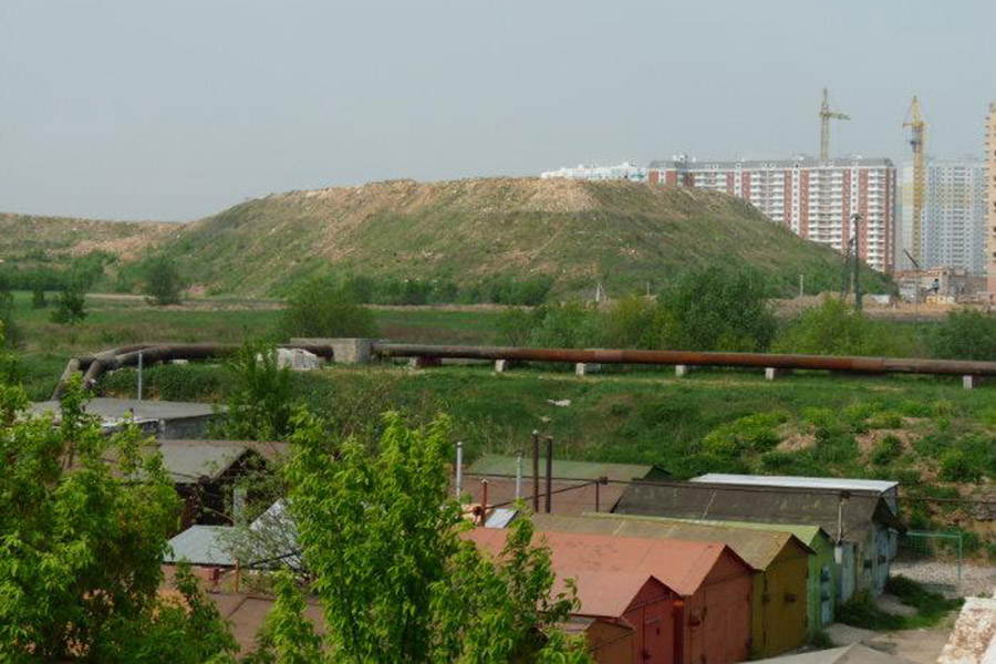 Полигон Некрасовка