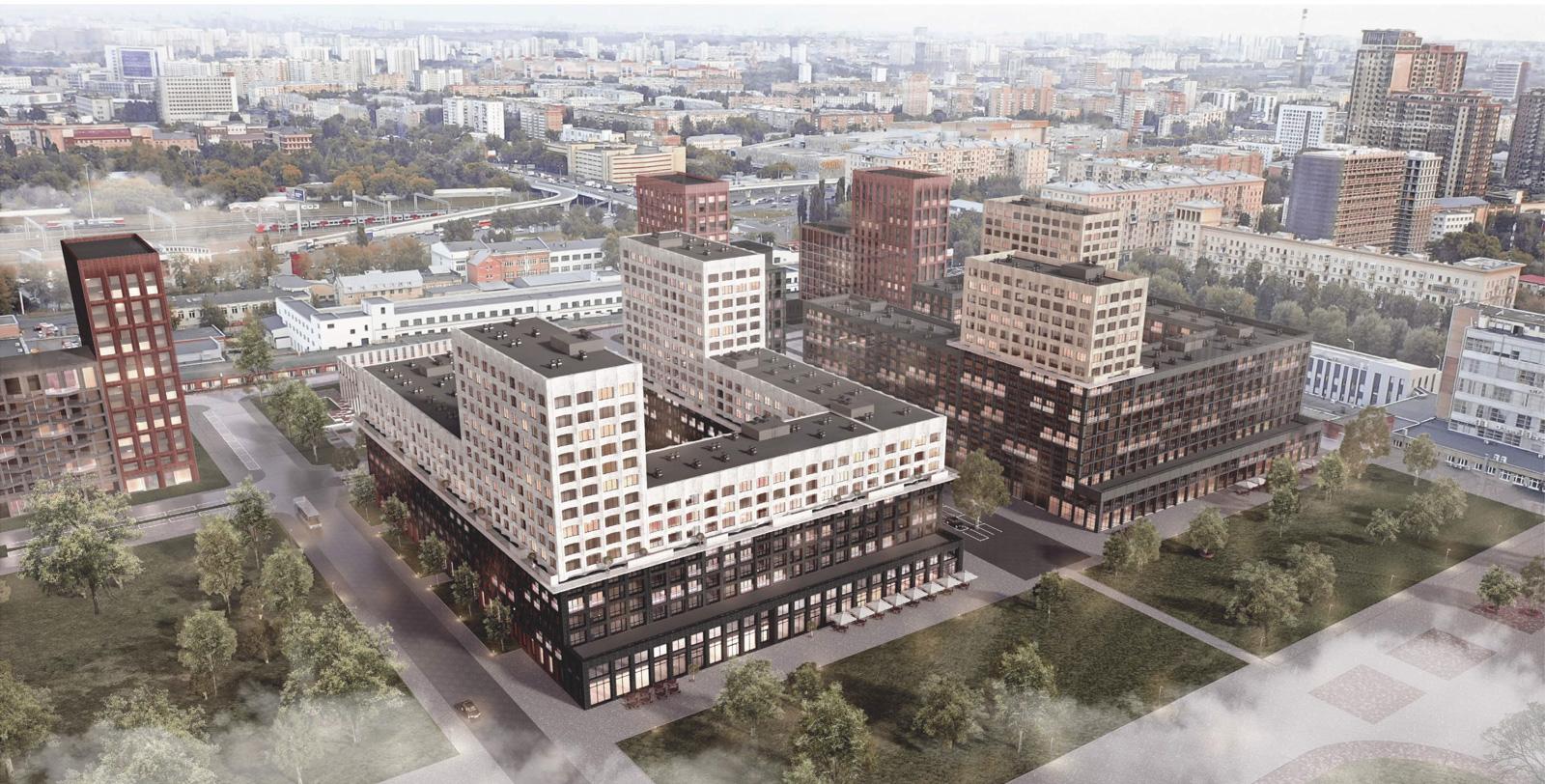 Фото:DAPROJECT и Ahmadullin architects