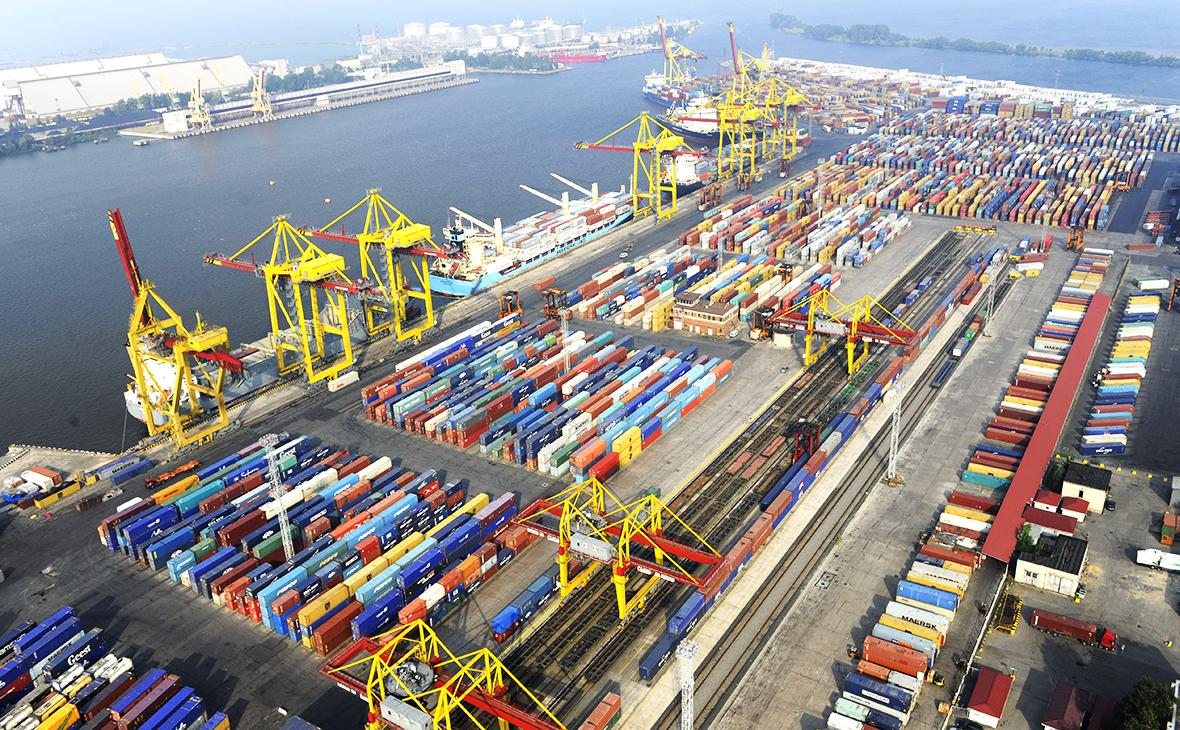 Фото: пресс-служба Global Ports