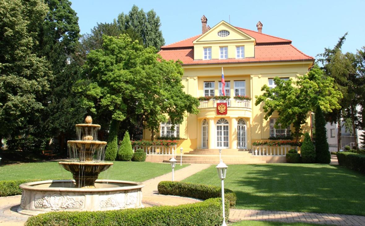 Посольство России в Братиславе