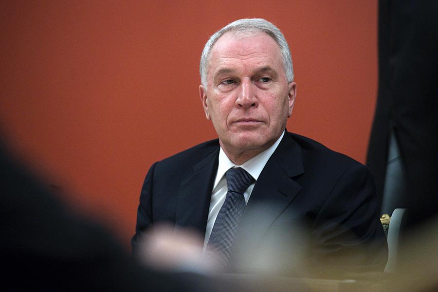 Основной акционер банка «Россия», владелец «Массандры» и «Нового света» Юрий Ковальчук