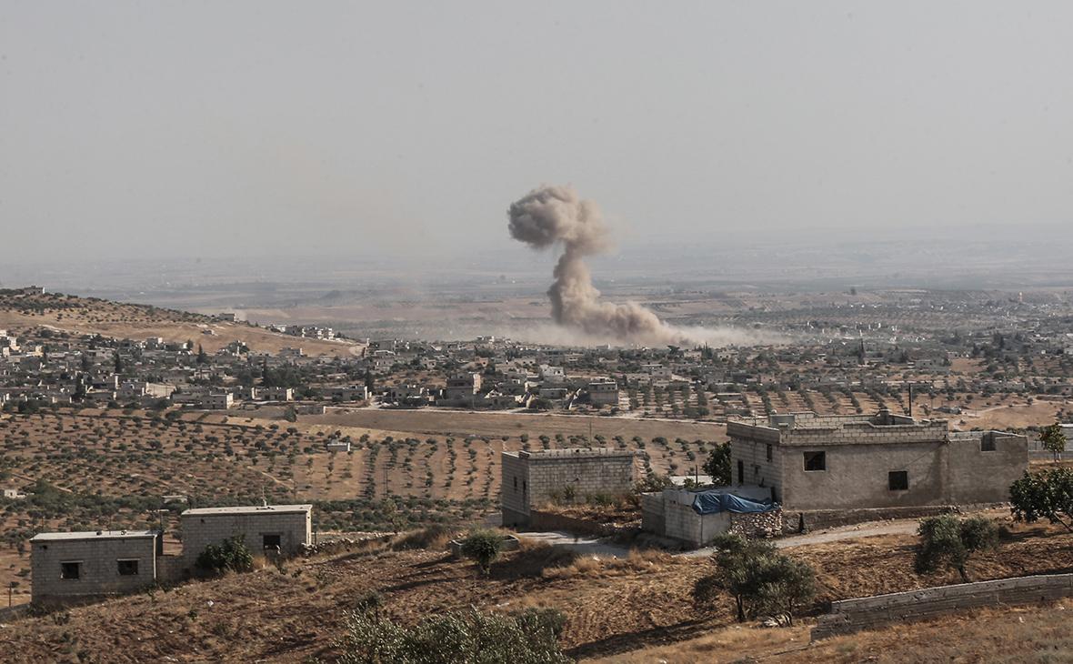 Фото: Anas Alkharboutli / dpa / picture-alliance / ТАСС