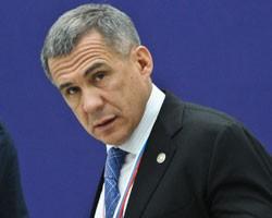 Фото: Фото ИТАР-ТАСС, на фото Р. Минниханов