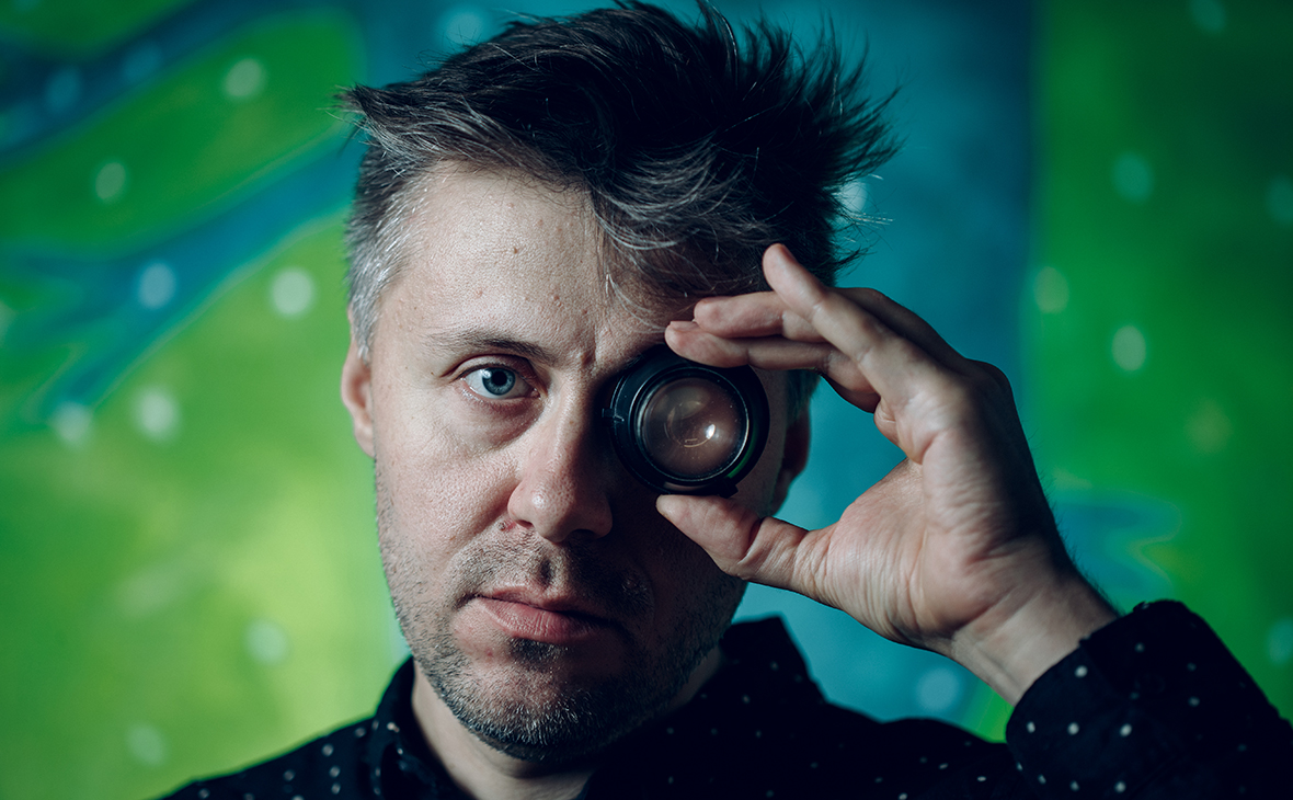 Дмитрий Остроглядов
