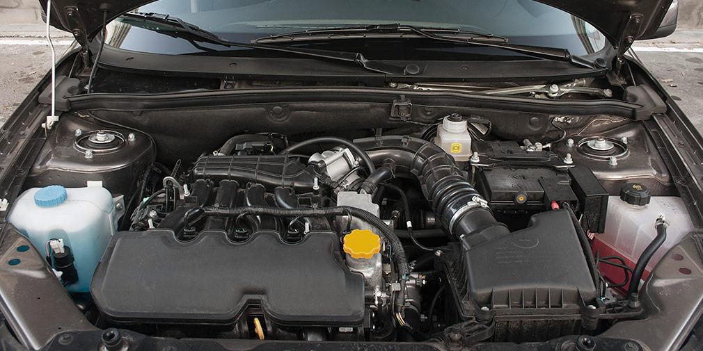 Мотор ВАЗ-21127 требует уделять повышенное внимание состоянию ремня ГРМ. При обрыве возможны критические повреждения клапанов.