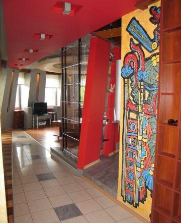 Квартира в 45 кв. м расположена в экологически чистом элитном районе Калининграда